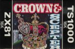 Crown & Scepter (International Publishing & Software) (ZX81)