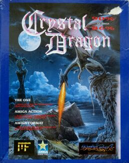 Crystal Dragon (Black Legend) (Amiga)
