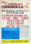 Cuthbert Chronicle, The - June, 1984 (Microdeal)