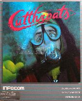 Cutthroats (Macintosh) (Contains InvisiClues Hint Book, Map)