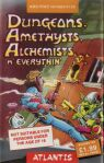 Dungeons, Amethysts, Alchemists 'n' Everythin' (Atlantis) (Amstrad CPC)