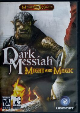 Dark Messiah of Might and Magic (Ubisoft) (IBM PC)