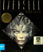 Dark Seed (Cyberdreams) (Macintosh) (CD Version) (Contains Hint Book)