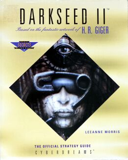 Dark Seed II (Cyberdreams) (Contains Hint Book)