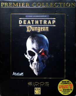 Fighting Fantasy: Deathtrap Dungeon (Eidos) (IBM PC) (Premier Collection Version)