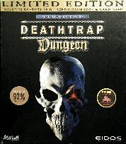 Fighting Fantasy: Deathtrap Dungeon Limited Edition (Eidos) (IBM PC)