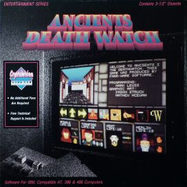 Ancients Death Watch (Crystalvision Software) (IBM PC)