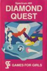 Diamond Quest (Cases Computer Simulations) (ZX Spectrum)