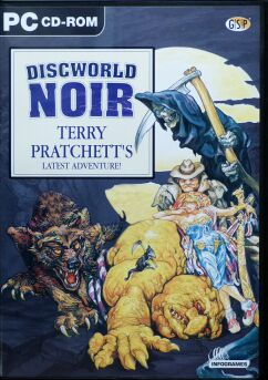 Discworld Noir (Infogrames) (IBM PC)