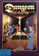 Dungeon Master (including PC parallel port sound adapter) (IBM PC) (Contains Poster, Adventurer's Handbook (1st Release), Adventurer's Handbook, Secrets of Dungeon Mastery, Dungeon Master Handbook, Survival Kit, Way of the Firestaff, Lost Scrolls of Mount Anaias, Tony Severa's Hintdisk & Gaming Aids, Game Editor, Soundtrack Album)