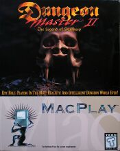 Dungeon Master II: The Legend of Skullkeep (Interplay) (Macintosh) (Contains Hint Book)