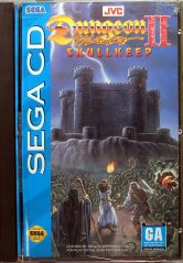 Dungeon Master II: The Legend of Skullkeep (JVC Musical Industries) (Sega CD)