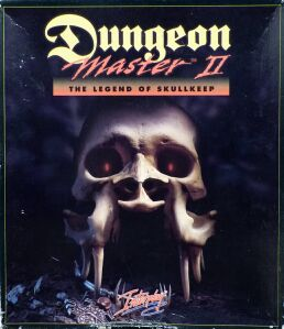 Dungeon Master II: The Legend of Skullkeep (Interplay) (IBM PC) (UK Version)