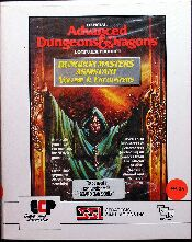 Dungeon Masters Assistant Volume I: Encounters (Clamshell) (Amiga)
