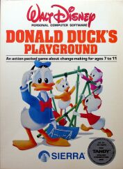 Donald Duck's Playground (Coco)
