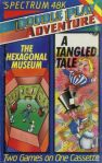 Double Play Adventure #7: The Hexagonal Museum and A Tangled Tale (Double Play Adventure) (ZX Spectrum)