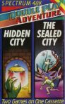 Double Play Adventure #1: Hidden City and The Sealed City (Double Play Adventure) (ZX Spectrum)