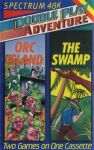 Double Play Adventure #9: Orc Island and The Swamp (Double Play Adventure) (ZX Spectrum)