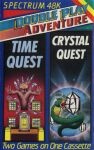 Double Play Adventure #3: Time Quest and Crystal Quest (Double Play Adventure) (ZX Spectrum)