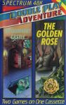 Double Play Adventure #4: Urquahart Castle and The Golden Rose (Double Play Adventure) (ZX Spectrum)