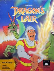 Dragon's Lair (Readysoft) (Macintosh)