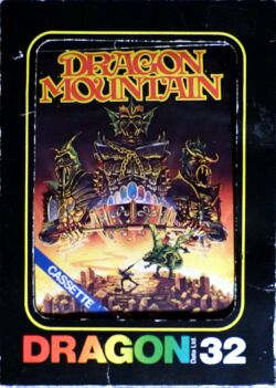 Dragon Mountain (Dragon Data) (Dragon32)