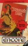 Dragon's Lair (Encore) (C64)
