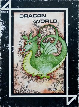 Dragon World (4Mation) (BBC Model B)