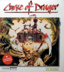 Curse of Dragor (Domark) (Macintosh)