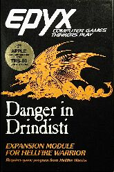 Danger in Drindisti (TRS-80/Apple II)