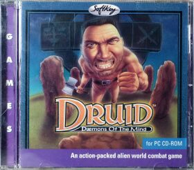 Druid: Daemons of the Mind (Softkey) (IBM PC) (CD-ROM OEM Version)