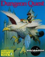 Dungeon Quest (Diamond) (Gainstar) (Amiga)