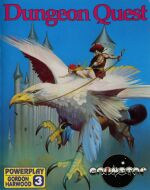 Dungeon Quest (Powerplay) (Gainstar) (Amiga)