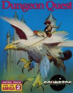 Dungeon Quest (Astra Pack) (Gainstar) (Amiga)