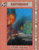 Other Venture 4: Earthquake San Francisco 1906 (Prism Leisure) (Atari 400/800)