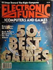 Electronic Fun March 1984 (volume 2, #5)