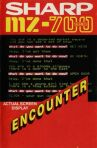Encounter (Alternate Packaging) (Solo Software) (Sharp MZ-700)
