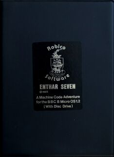 Enthar Seven (wallet) (Robico) (BBC Model B)