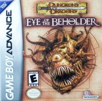 Eye of the Beholder (Infogrames) (Gameboy Advance)