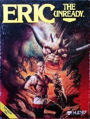Eric the Unready (IBM PC) (Contains Hint Book)