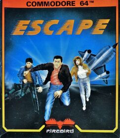 Escape (Firebird) (C64)