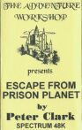 Escape from Prison Planet (Adventure Workshop, The) (ZX Spectrum)