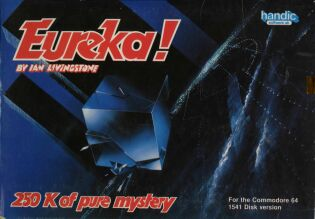 Eureka! (Domark) (C64) (Disk Version)