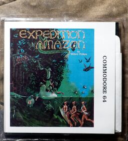 Expedition Amazon (C64)