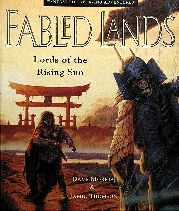 Fabled Lands #6: Lords of the Rising Sun