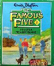 Famous Five, The #1: Five on a Treasure Island (Enigma Variations) (C64) (Disk Version)