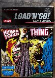 Questprobe: Human Torch and the Thing (Load 'n' Go!) (Atari 400/800)