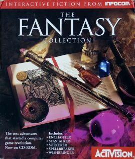 Fantasy Collection, The (Activision) (Macintosh/IBM PC)