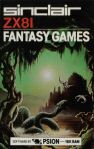 Fantasy Games: Sorcerer's Island and Perilous Swamp (Psion) (ZX81)