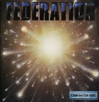 Federation (CRL) (C64) (disk Version)
